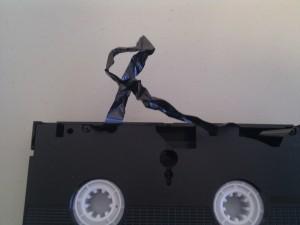 VHS Repair Step 2